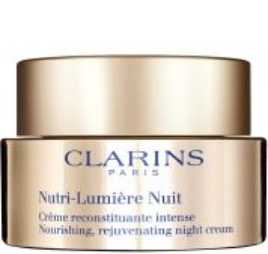 Crème reconstituante intense Nutri-Lumière Nuit Clarins