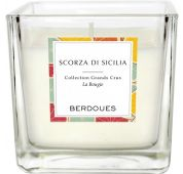 Candle Scorza di Sicilia Berdoues