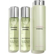 Eau de Toilette Twist and Spray Chance Eau Fraîche CHANEL
