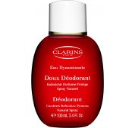 Spray Naturel Doux Déodorant Eau Dynamisante Clarins