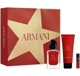 Si Passione Coffret Parfum Armani