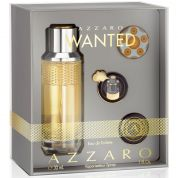 Wanted Coffret Parfum Azzaro