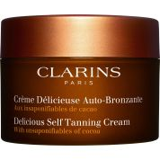Cream Delicious Self Tanning Clarins