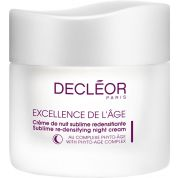 Excellence De L'Âge Sublime Re-Densifying Night Cream Decléor