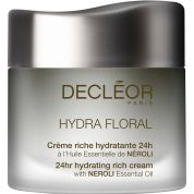 Hydra Floral Hydrating Rich Cream  Decléor