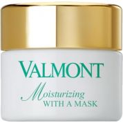 with a mask Moisturizing Valmont
