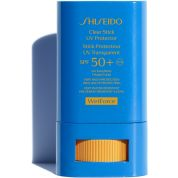 Stick Protecteur UV Transparent SPF 50+ Wetforce Shiseido