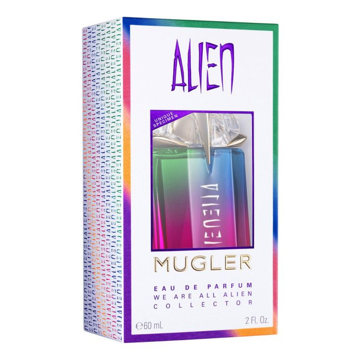 Eau De Parfum We Are All Alien Collector Mugler Tendance Parfums