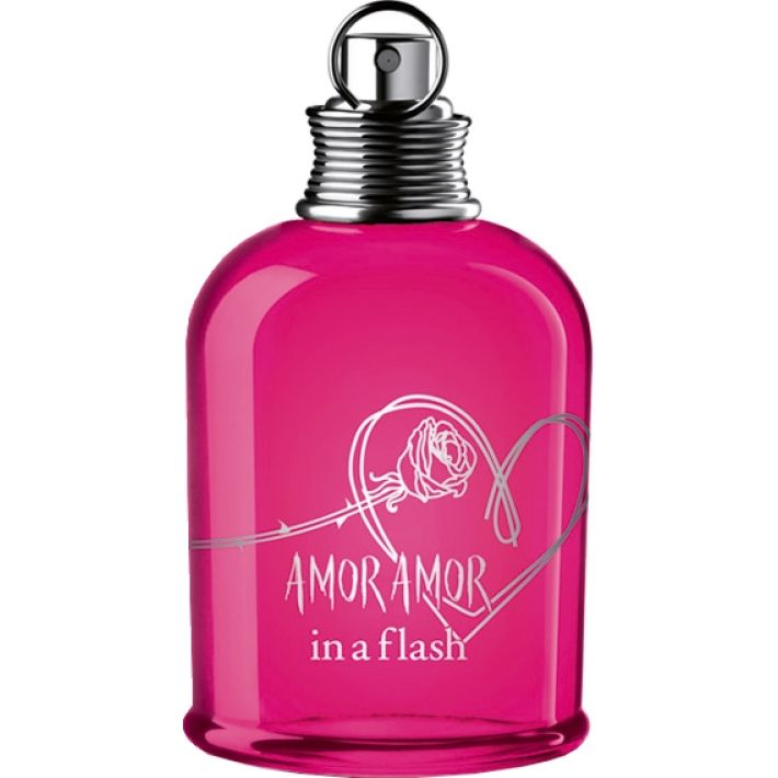 Eau De Toilette Amor Amor In A Flash Cacharel Tendance Parfums