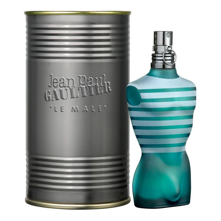 Eau De Toilette Le Male Jean Paul Gaultier Tendance Parfums
