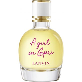 Eau de Toilette A Girl in Capri Lanvin