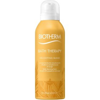 Mousse de douche réconfortante Bath Therapy Biotherm