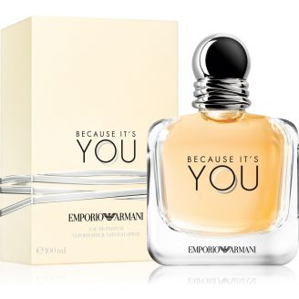 Eau de Parfum Because It's You Armani