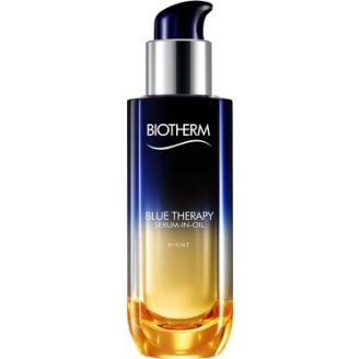 Rides - Rebond - Eclat Blue Therapy Serum-in-Oil Biotherm