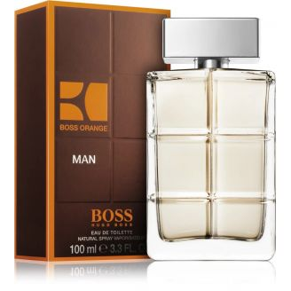 Eau de Toilette Boss Orange for Men Hugo Boss