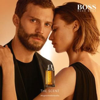 Eau de Toilette The Scent Hugo Boss