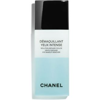 Solution Biphase Douce Démaquillant Yeux Intense CHANEL