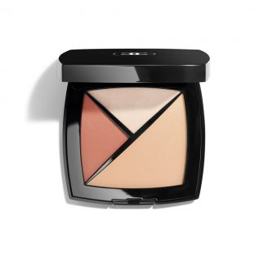 Palette 2-en-1 : Illuminateur - Crème de Couleur Lèvres et Joues Palette Essentielle CHANEL