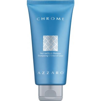Gel Douche Chrome Azzaro