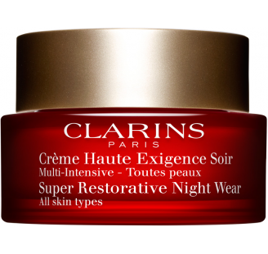 Multi-Intensive Crème Haute Exigence Soir Clarins