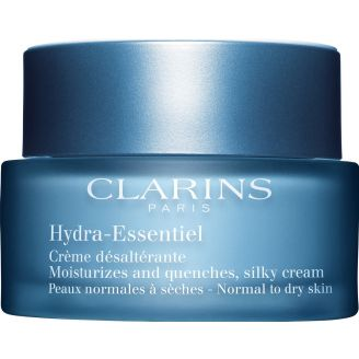 Normal to Dry Skin  Hydra-Essentiel Silky Cream Clarins