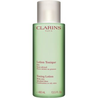 Combination/Oily Skin Toning Lotion With Iris Clarins