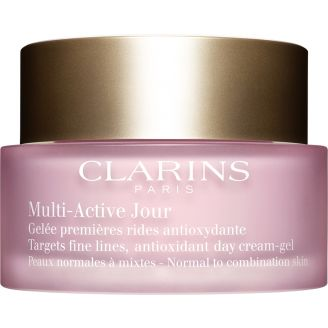 Early Wrinkle Correction Multi-Active Day Cream-Gel Clarins