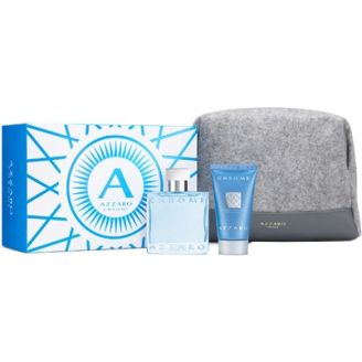 Chrome Gift Set Azzaro