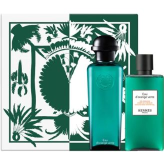 Eau d'Orange Verte Gift Set HERMÈS