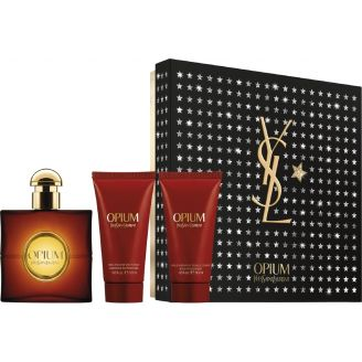 Opium Coffret Parfum Yves Saint Laurent