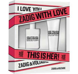 This Her ! Coffret Parfum Zadig & Voltaire