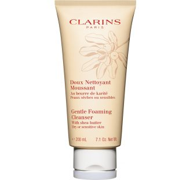 Dry/Sensitive Skin Gentle Foaming Cleanser Clarins