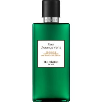 Perfumed bath and shower gel Eau d'Orange Verte HERMÈS