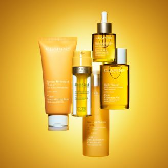Body Treatment Oil Relax Clarins