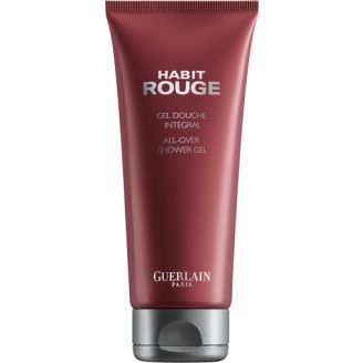 Gel Douche Habit Rouge Guerlain