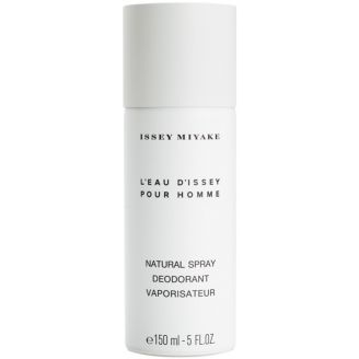 Deodorant Natural Spray L'Eau d'Issey pour Homme Issey Miyake
