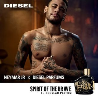 Eau de Toilette Spirit of The Brave Diesel