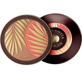 Poudre bronzante et blush Terracotta sous les Palmiers Guerlain