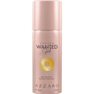 Spray Dédorant Wanted Girl Azzaro