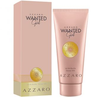 Lait de Douche Wanted Girl Azzaro