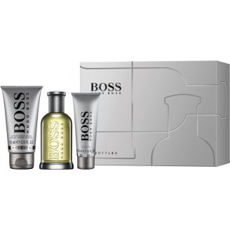 Boss Bottled Coffret Parfum Hugo Boss