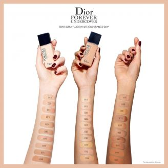 Teint Ultra-Fluide Haute Couvrance 24h* Diorskin Forever Undercover DIOR