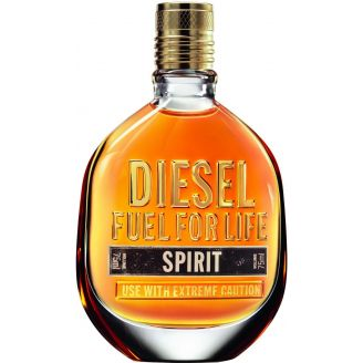 Eau de Toilette Fuel For Life Spirit Diesel