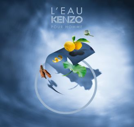 Eau de Toilette L'Eau par Kenzo Homme Kenzo