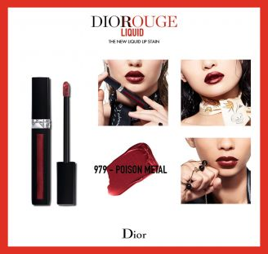 Encre Fondante Dior Rouge Liquid DIOR