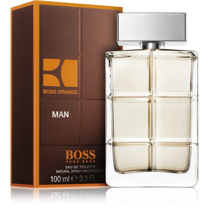 hugo boss man parfum