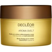 Body Firming Oil-in-cream Aroma Svelt Decléor