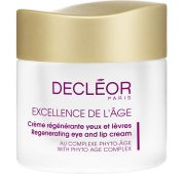 Excellence De L'Âge Regenerating Eye and Lip Cream Decléor