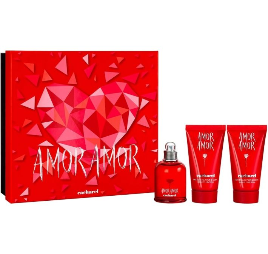 Amor Amor Gift Set Cacharel Tendance Parfums