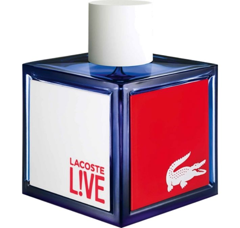 Coffret Homme Stick Live Lacoste Parfum CBoxdWre